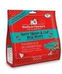 Stella and Chewys Freeze-dried Savory Salmon and Cod Meal Mixers- 9-oz {bin-1}