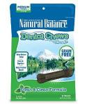 Natural Balance Fresh and Clean Dental Mini 13z C=12 {bin-b}