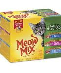Delmonte Mew Mix Tender Favorites Seafood Variety Count 2-24/2.75-oz Cans {bin-1}