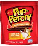Delmonte Pupperoni Bacon 5/10-oz {bin-1}