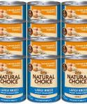 Nutro Natural Choice Large Breed Weight 12/12.5z {bin-1}