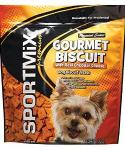 Sportmix Gourmet Cheese Biscuits Pouch 3-lb {bin-2}