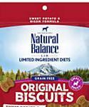 Natural Balance L.i.t. Limited Ingredient Treats Sweet Potato and Bison Formula Small Breed Dog Treats, 8-oz Bag