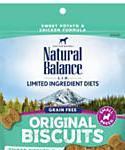 Natural Balance L.i.t. Limited Ingredient Treats Sweet Potato and Chicken Formula Small Breed Dog Treats, 8-oz, 8-oz Bag