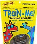 Crazy Dog Train-me! Chicken Flavored Training Reward Dog Treats, 16-oz Bag, 16-oz