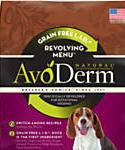 Avoderm Natural Revolving Menu Duck Recipe Dry Dog Food