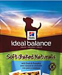 Hills Ideal Balance Soft-baked Naturals With Duck and Pumpkin Dog Treats, 8-oz, Bag
