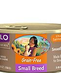 Halo Grain Free Chicken and Salmon Small Breed Canned Dog Food, Case Of 12