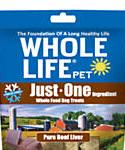 Whole Life Pets Originals Beef Liver Freeze Dried Dog Treat