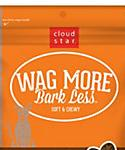 Cloud Star Wag More Bark Less Soft and Chewy Peanut Butter Dog Treats