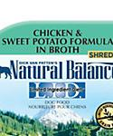 Natural Balance L.i.d. Limited Ingredient Diets Chicken and Sweet Potato In Broth Adult Dog Food