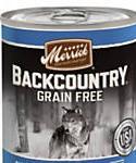 Merrick Backcountry Chunky Chicken In Gravy Grain Free Wet Dog Food, 12.7-oz, Case Of 12, 12 X 12.7-oz