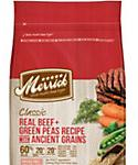 Merrick Classic Real Beef + Green Peas With Ancient Grains Dry Dog Food