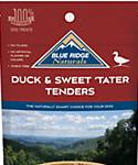 Blue Ridge Naturals Duck and Sweet Tater Tenders Dog Treats