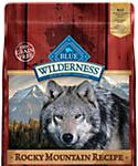Blue Buffalo Blue Wilderness Rocky Mountain Recipe Healthy Weight Adult Red Meat Dog Food, 22-lb