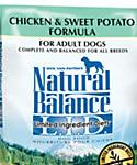 Natural Balance L.i.d. Limited Ingredient Diets Chicken and Sweet Potato Dog Food, 26-lb