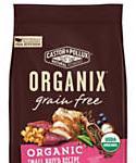Castor and Pollux Organix Grain Free Organic Small Breed Recipe Recipe Dry Dog Food