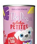 Tiki Dog Aloha Petites Chicken and Tuna North Shore Wet Dog Food
