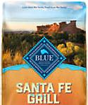 Blue Buffalo Blue Life Protection Formula Santa Fe Grill Dry Dog Food, 22-lb
