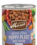 Merrick Grain Free Puppy Plate Beef Wet Puppy Food