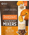 Instinct Freeze Dried Raw Boost Mixers Gut Health Grain Free All Natural Dog Food Topper By Natures Variety, 0.75-oz, 5.5-oz