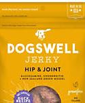Dogswell Hip and Joint Jerky Grain-free Duck Recipe For Dogs, 10-oz